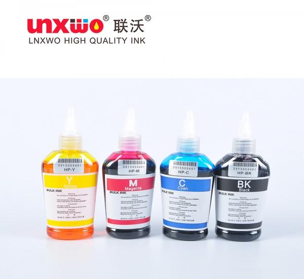 hp dye ink 4