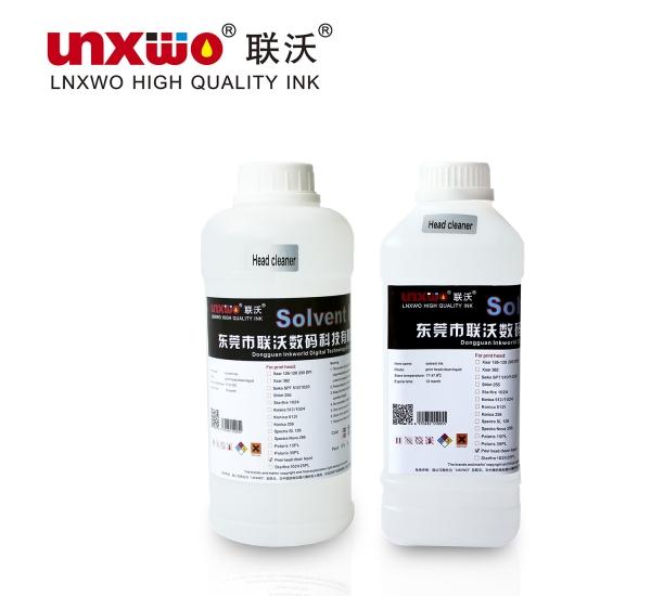 lnxwo solvent ink cleaner 2